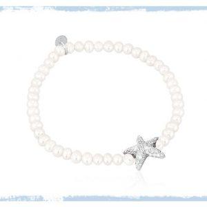 2 JEWELS BRACCIALE argento 925  zirconi perle coltivate   serie MABINA 533044