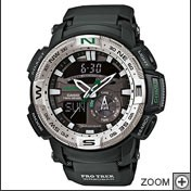CASIO ACCIAIO  WRIST  WATCH ANADIGITAL  PRG-280-1ER