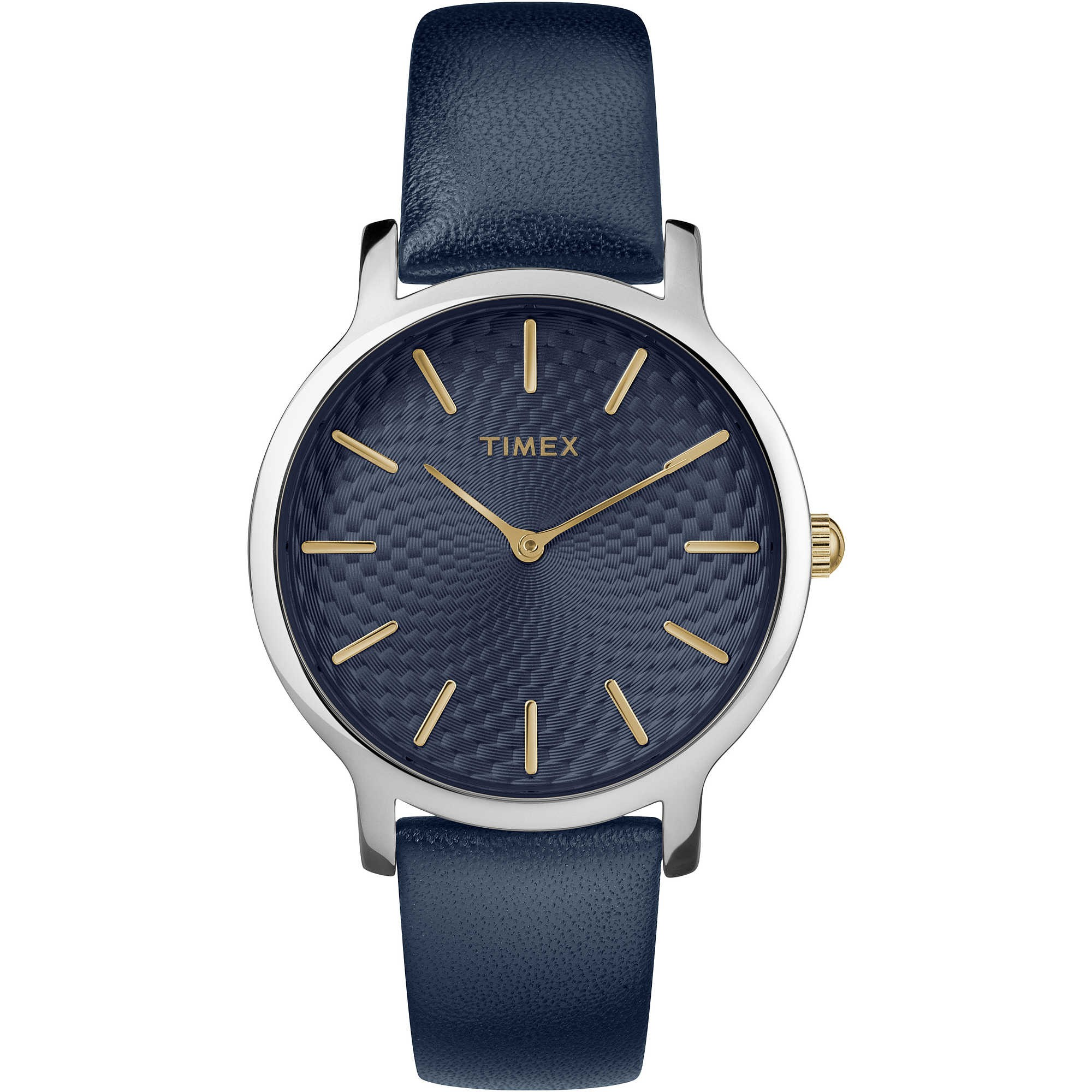 best cheap 30da4 ccc74 TIMEX: Orologio donna solo tempo della collezione SKYLINE cinturino in  pelle, TW2R36300