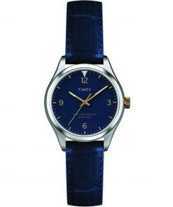 TIMEX: Orologio donna solo tempo della collezione WATERBURY con cinturino in pelle, TW2R69700