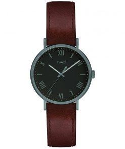 TIMEX: Orologio uomo della collezione SOUTHVIEW con cinturino in pelle, TW2R80300