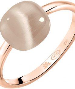 Morellato GEMMA: Anello in argento 925 pvd oro rosa, SAKK87014